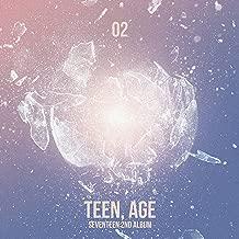 Seventeen 2nd Album 'Teen, Age'