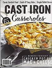 Taste of home Cast Iron Cookbook Issue 06