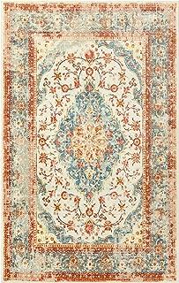 mohawk rug blue