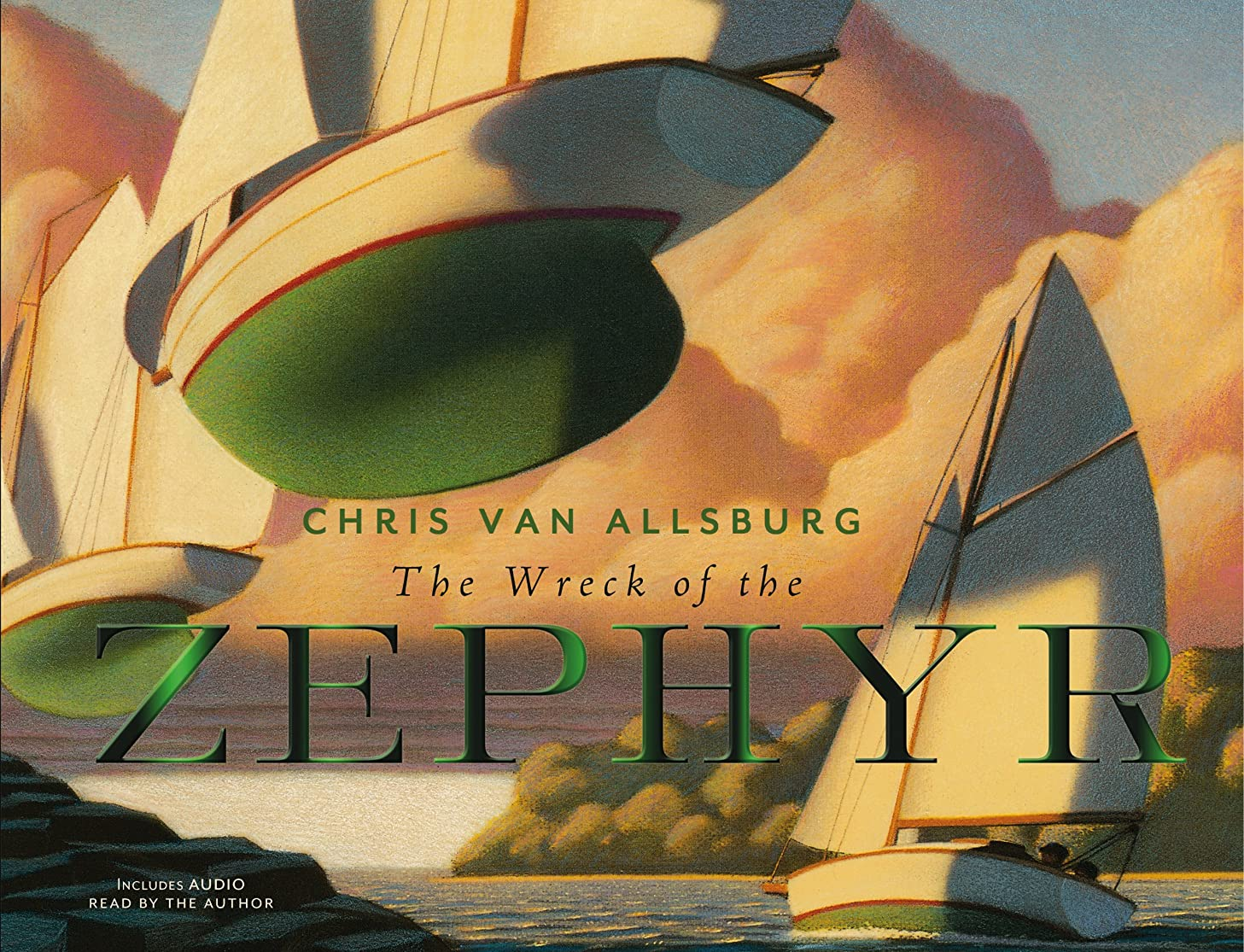 寂しい不愉快ログThe Wreck of the Zephyr (Read-aloud) (English Edition)