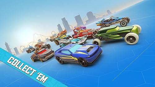 『Hot Wheels: Race Off』の6枚目の画像
