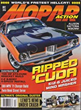 Mopar Action Magazine December 2016