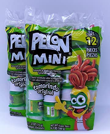 PELON MINI PELO RICO 12 COUNT (PACK OF 2)
