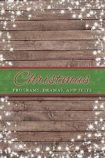 Christmas Programs, Dramas and Skits