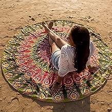 Best mandala lotus thin beach throw blanket Reviews