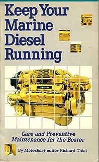 Keep Your Marine Diesel Running: Basic Marine Diesel Maintenance