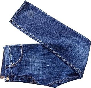 549e36ecaf4a John Galliano Jeans Regular Vita Bassa Pantaloni 5 Tasche Lunghi Pants Long  Uomo Man Chiusura a