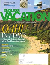 Endless Vacation Magazine (Spring, 2012) (ISSN: 0279-4853)