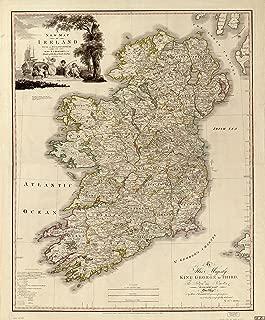 Best irish sea map Reviews