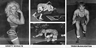 Women's Wrestling DVD - LSP-VV35 - Amateur Wrestlers - Featuring: Trish McNaughton, Shannon Williams and Kristy Schultz