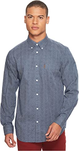 Ben Sherman - Long Sleeve Daisy Print Shirt
