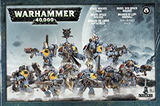 Space Wolves Marine Tactical Pack Warhammer 40k Wolf