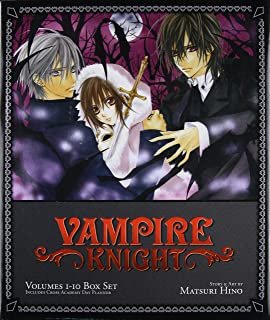 Vampire Knight Box Set (1)