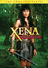 xena warrior princess seasons