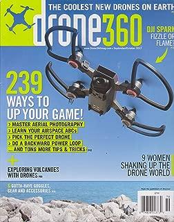 Drone 360 Magazine September/October 2017