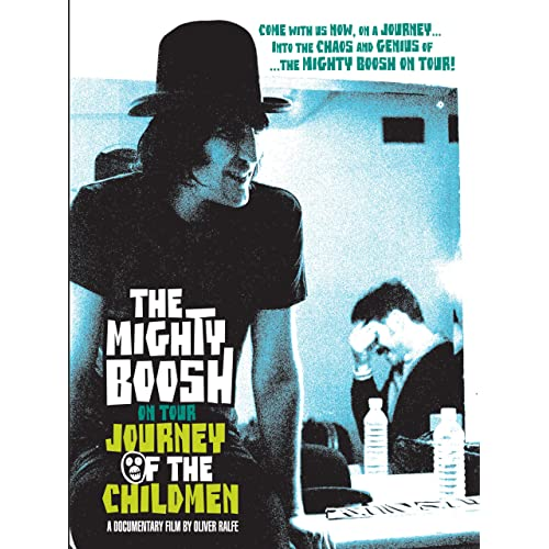 The Mighty Boosh on Tour: Journey of the Childmen
