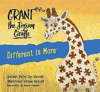 Grant the Jigsaw Giraffe