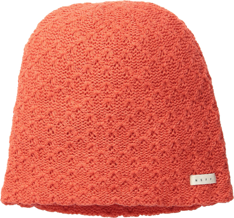 NEFF Women's Grams Cozy Textured Beanie