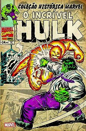 Coleção Histórica Marvel. O Incrível Hulk - Volume 10