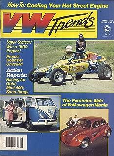 VW Trends Magazine (August 1984)