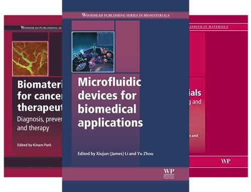 Woodhead Publishing Series in Biomaterials (50 Book Series)