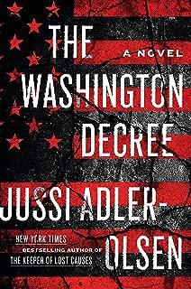 The Washington Decree: A Novel