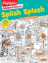 Splish Splash (Highlights™ Super Challenge Hidden Pictures®)