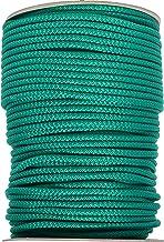 cord/ón el/ástico de 6/mm negro cuerda 20 m Cuerda el/ástica para bungee