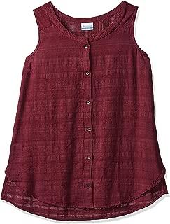 Columbia Women's Summer Ease Sleeveless Shirt Shirts