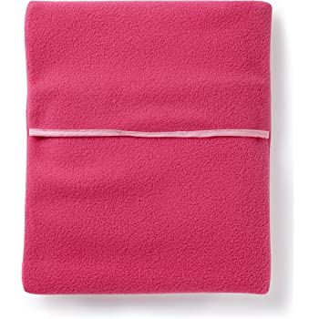 Hotties - Bouillotte Chauffante au Micro-Ondes - Rose - Polyester