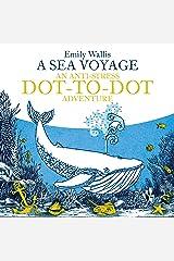 A Sea Voyage: An Anti-Stress Dot-to-Dot Adventure (Anti-Stress Dot-To-Dot Adventures) Paperback