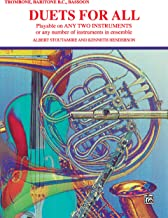 Duets for All: Trombone, Baritone B.C., Bassoon (For All Series)