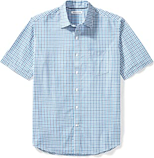 Amazon Essentials Men's Regular-Fit Short-Sleeve Cas