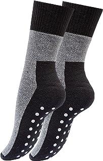 4 pares ABS calcetines unisex – Con antideslizante suela