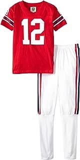 Wes & Willy Big Boys' Short Sleeve No.12 V-Neck Pajama