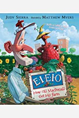 E-I-E-I-O How Old MacDonald Got His Farm (with a Little Help From a Hen) Kindle Edition