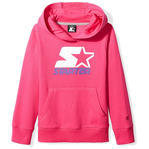 69d8db868 Starter Girls' Pullover Multi-Color Logo Hoodie, Amazon Exclusive