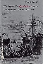 The night the Revolution began;: The Boston Tea Party, 1773,