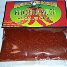 New Mexico Red Chile Sauce Santa Fe Style