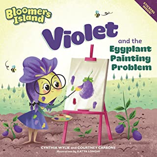 Violet and the Eggplant Painting Problem: Bloomers Island