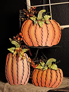 round top collection pumpkins