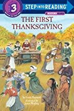 The First Thanksgiving (Step-Into-Reading, Step 3)