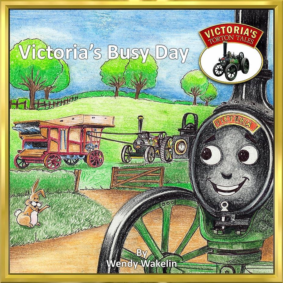 Victoria's Busy Day (Victoria's Torton Tales Book 1) (English Edition)