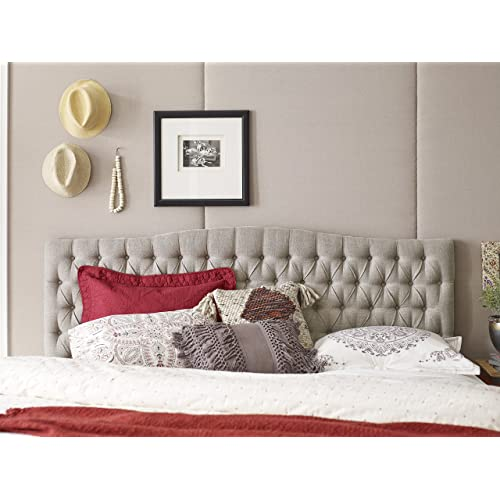 release date: f4e95 71569 King Size Tufted Headboard: Amazon.com