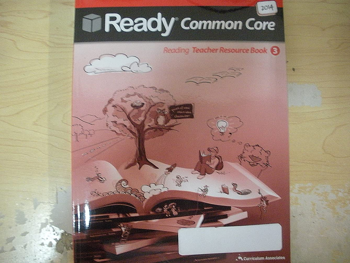 Ready Common Core Reading Teacher Resource Book 3