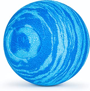 "PRO Soft Release Ball | 5"" Foam Massage Ball for Trigger Point Therapy & Sore Muscles 