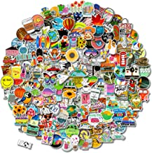 300 PCS Stickers Pack (50-850Pcs/Pack), Colorful Waterproof Stickers for Flask, Laptop, Water Bottle, Cute Aesthetic Vinyl...