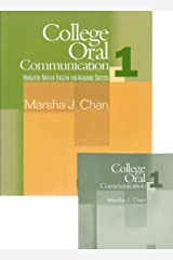 College Oral Communication 1 Student Book with Audio CDs (Houghton Mifflin English for Academic Success Series) Paperback