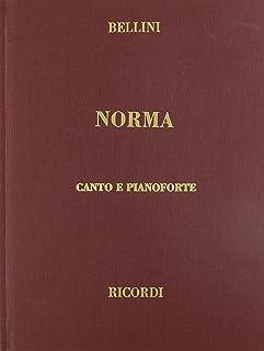 Norma: Vocal Score