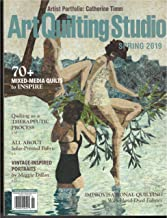 Art Quilting Magazine Spring 2019